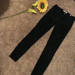 EUC‼️ Bullhead Denim Black Skinny Jeans 🖤